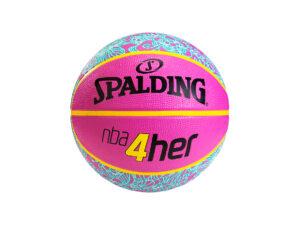Atlanta Deportes - Balón Spalding NBA 4Her