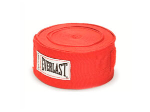 Atlanta Deportes - Vendas Everlast de 180'' Color Rojo