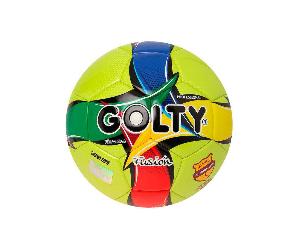 Atlanta Deportes - Balón Golty Fusión 1