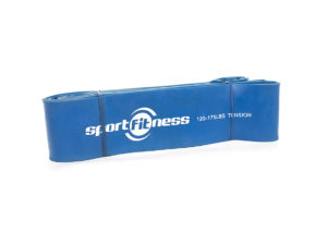 Atlanta Deportes - Banda Elastica de Poder Sporfitness azul