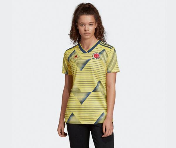 Atlanta Deportes - Camiseta Oficial Selección Colombia (mujer) 4
