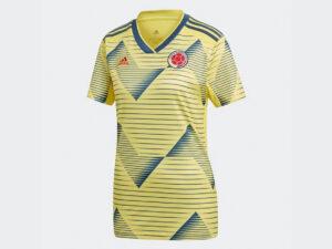 Atlanta Deportes - Camiseta Oficial Selección Colombia (mujer) 5