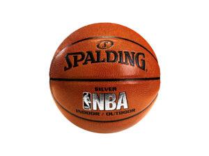 Atlanta Deportes - Balón Spalding NBA Silver