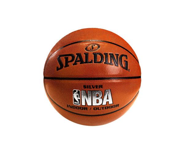 Atlanta Deportes - Spalding NBA Silver