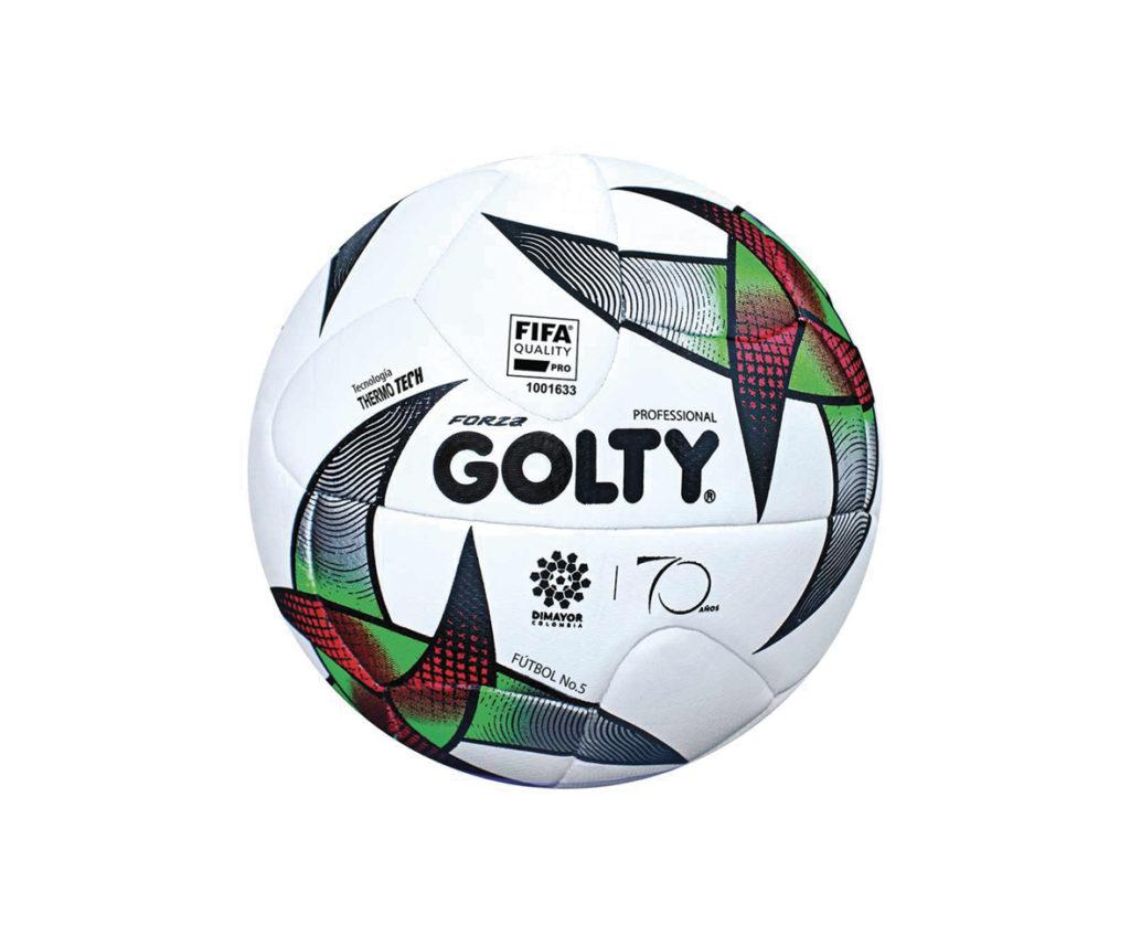 Atlanta Deportes - Balon Forza Thermo Tech Golty