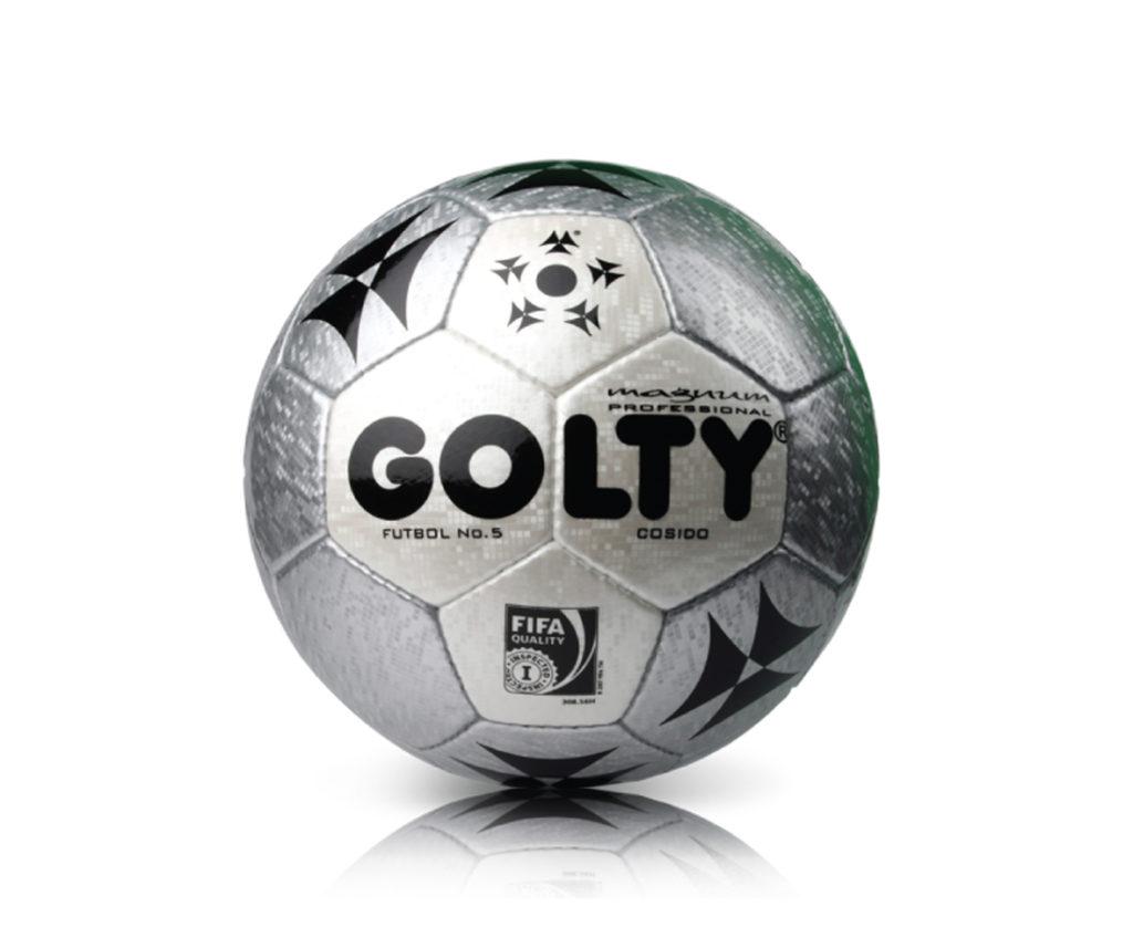 Atlanta Deportes - Balon Magnum Gris Golty