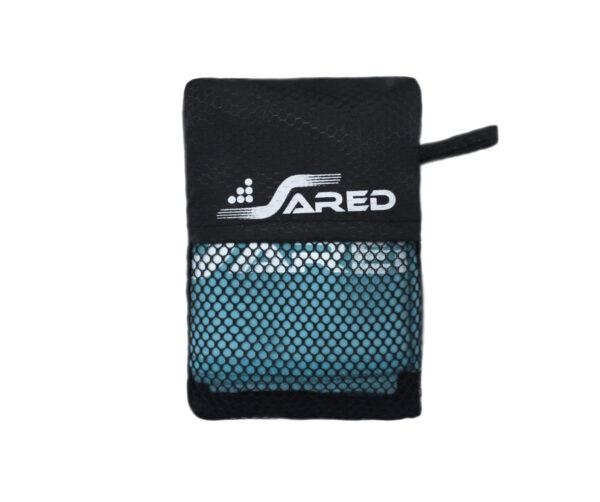 Atlanta Deportes - Toalla en microfibra XS Sared 2