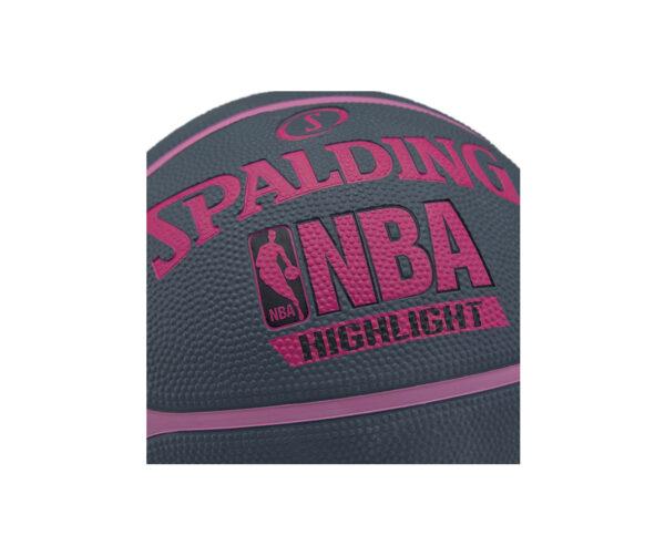 Atlanta Deportes - Balon Baloncesto NBA Highlight Dama Spalding 1