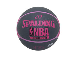 Atlanta Deportes - Balon Baloncesto NBA Highlight Dama Spalding 3