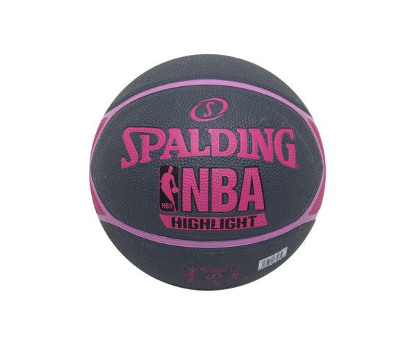 Atlanta Deportes - Balon Baloncesto NBA Highlight Dama Spalding 3