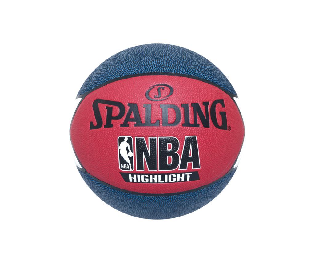 Atlanta Deportes - Balón Baloncesto NBA Highlight Spalding - 4