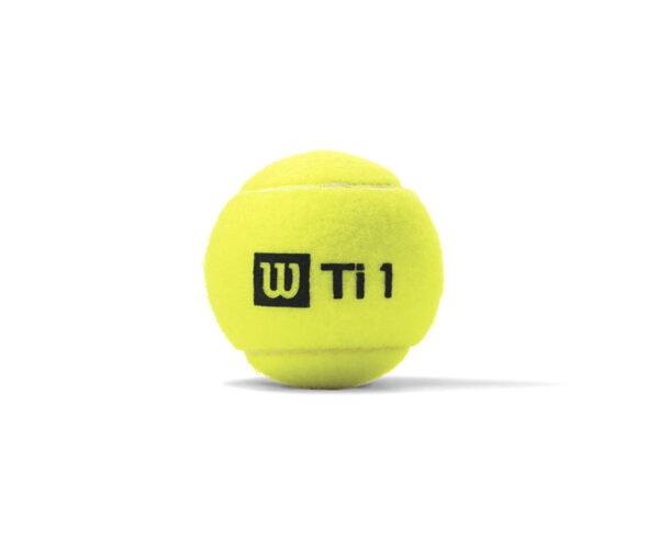 Atlanta Deportes - Pelotas X3 All Court Titanium Wilson 3