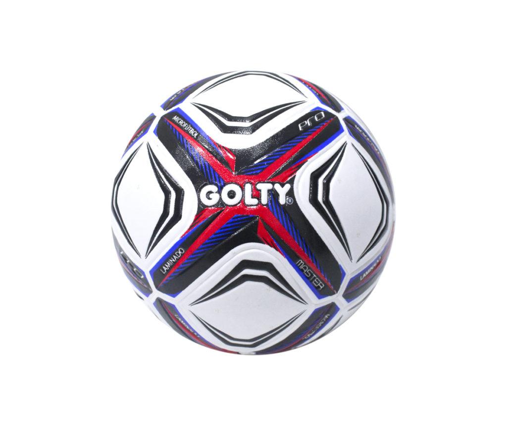 Atlanta Deportes - Balón Microfútbol Pro Master Golty 3