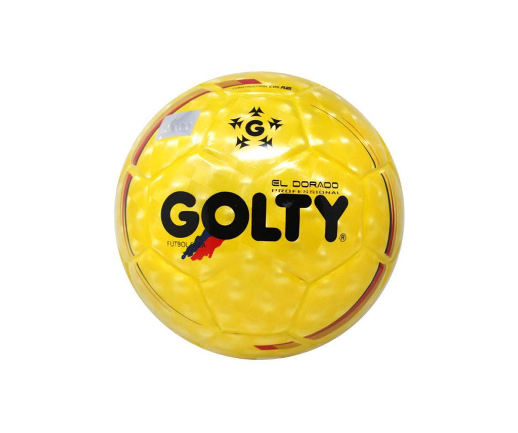 Atlanta Deportes - Balón Futbol Sala El dorado -Golty