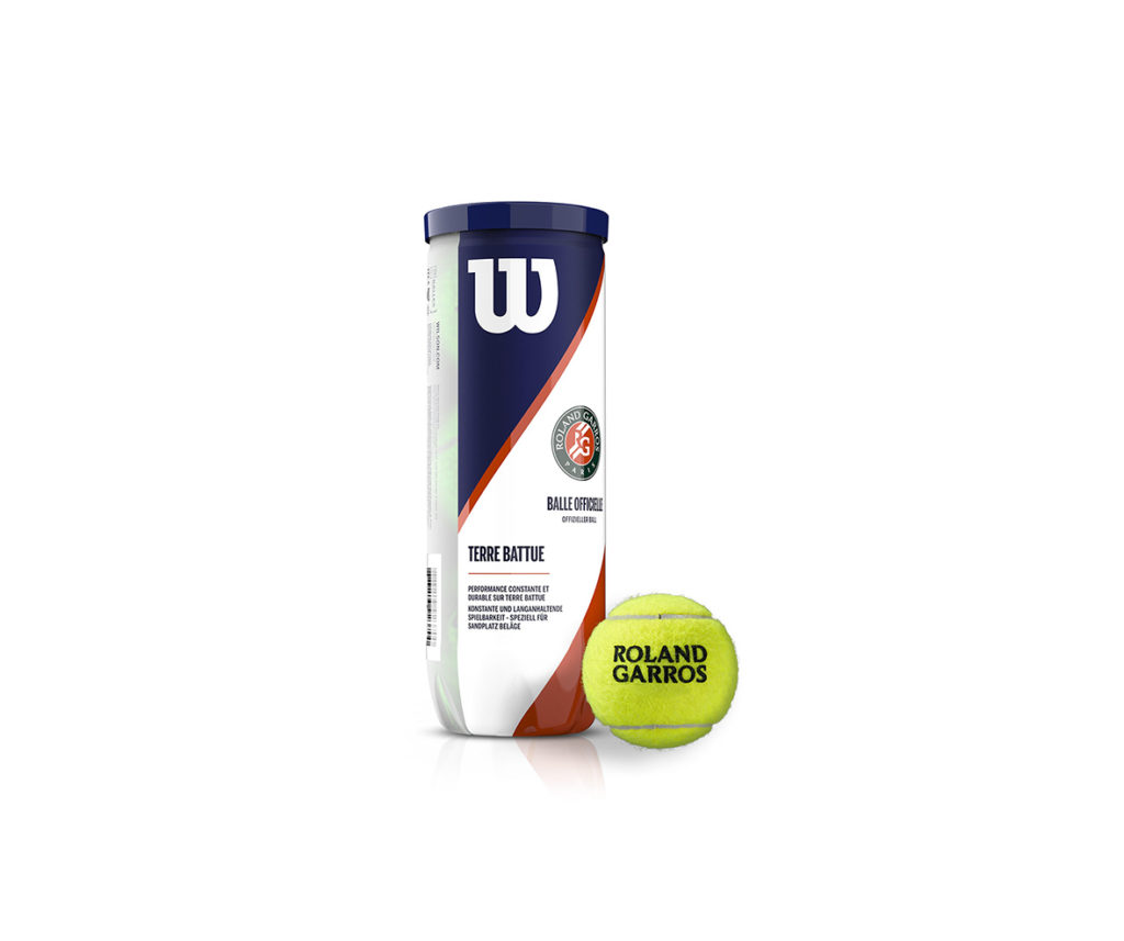 Atlanta-Deportes-Pelota de tenis-Rolad Garros-Wilson 3