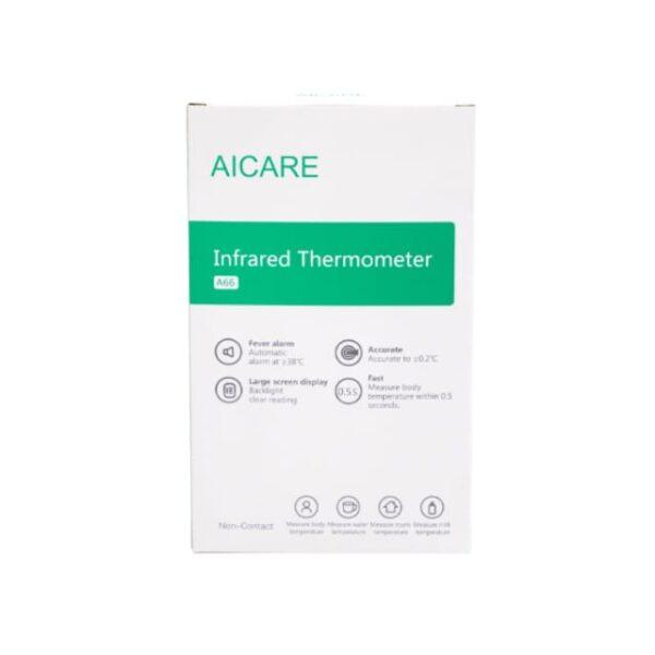 Atlanta Deportes - Termómetro Digital infrarrojo Aicare 6