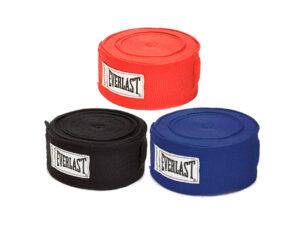 Atlanta-Deportes-vendas-180-rojo-azul-negro-Everlast